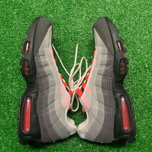 Nike Shoes - Nike Air Max 95 OG Solar Red 10.5